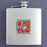 Writers Drinking Flask 6 Oz.