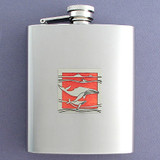 Whale Flasks 8 Oz. Stainless Steel