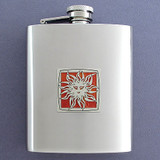 Tuscan Sun Flasks 8 Oz. Stainless Steel