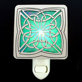 Irish Celtic Knot Night Light