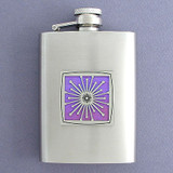 Flash 3 Oz. Stainless Steel Pocket Flasks
