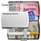 Mini Cigarette Case - Small Double-sided