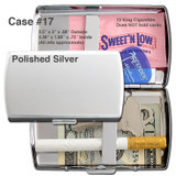 Mini Cigarette Case - Small Double-sided