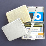 Florentine Credit Card Wallet or Cigarette Case - Small Double-sided