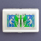Kokopelli Credit Card Wallets or Cigarette Cases