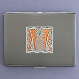 Pineapple Credit Card Wallets or Cigarette Cases