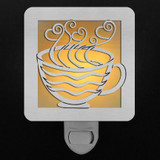 Coffee Cup Night Light