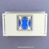 Milano Italiano Desktop Business Card Holders