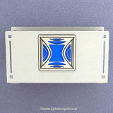 Milano Italiano Desktop Business Card Holders