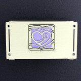 Heart Business Card Holders for the Desk