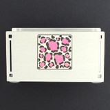 Animal Print Business Card Holders for the Desk