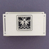 Honey Bee Business Card Holder Stands for the Desk
