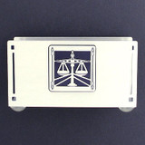 Desktop Lawyer Business Card Holders