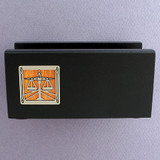 Lawyers Office Desk Wood Business Card Holders