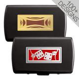 Gunmetal Mini Cigarette Cases