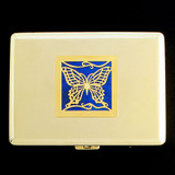 Butterfly Credit Card Wallet - Cigarette Case