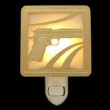 Handgun Night Light