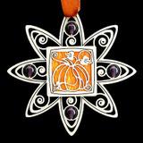 Pumpkin Christmas Ornament - Body #2