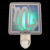 Scorpio Sign Horoscope Night Light