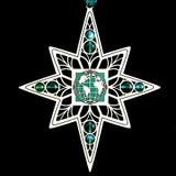 Green World Christmas Ornament - Body #3