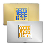 Custom Business Cad Case with Your Logo