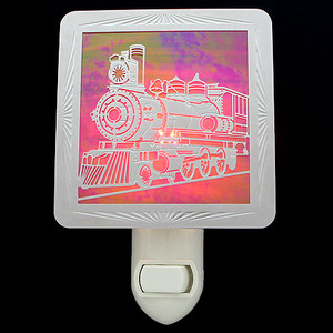 Train Night Light