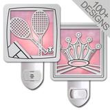 Pink Night Lights - 100+ Designs