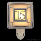 Number 15 Nightlights