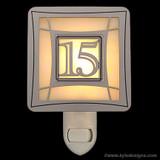 Number 15 Nightlights