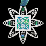 Celtic Christmas Ornaments