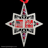Federal Holiday Christmas Holiday Ornaments