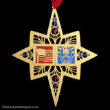 American Ingenuity Christmas Holiday Ornaments