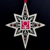 Female Symbol Ornaments