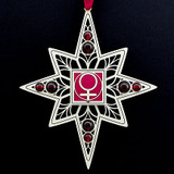 Female Symbol Ornaments