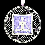 Personalized Yoga Ornaments