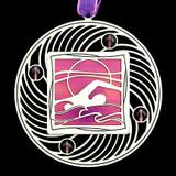 Personalized Swim Team Ornaments