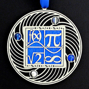 Mathematics Ornaments