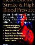Heart Disease, Stroke, and High Blood Pressure