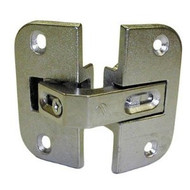 Pie-Cut Corner Hinge