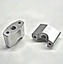 "MBP-118-44 1-1/8"" Handlebar Diameter Hi-Rise Perch Set Fits MINI Size TOPAR Triple Clamps"