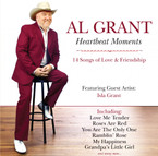 Al Grant - Heartbeat Moments CD