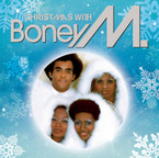 Christmas with Boney M album on CD