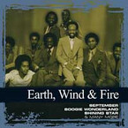 Earth Wind and Fire - Collections album on CD