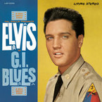Elvis Presley - G.i. Blues Album on CD