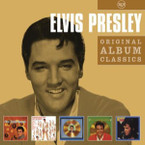 Elvis Presley - Original Album Classics  5CD