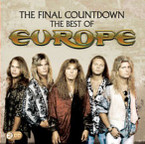 Europe - The Final Countdown: The Best Of Europe 2CD
