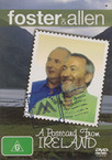"""Foster & Allen - A Postcard From Ireland"""" Celtic Music DVD"""""""
