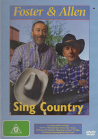 """Foster and Allen - Sing Country"""" Country Music DVD"""""""