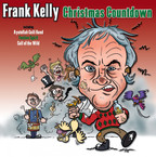 Frank Kelly - Christmas Countdown on CD Album