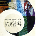 Herbie Hancock - The Imagine Project album on CD